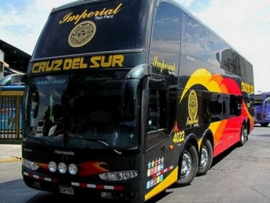 Circuit Pérou Bus de Ligne Cruz Del Sur