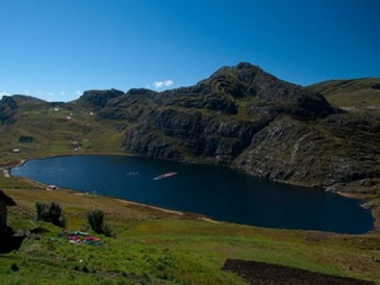 Circuit Pérou Lagune de Mamacocha Ayo