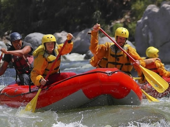 Circuit Pérou Aventure Rafting