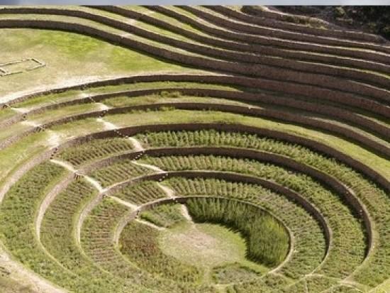 Circuit Pérou Cirques de Moray
