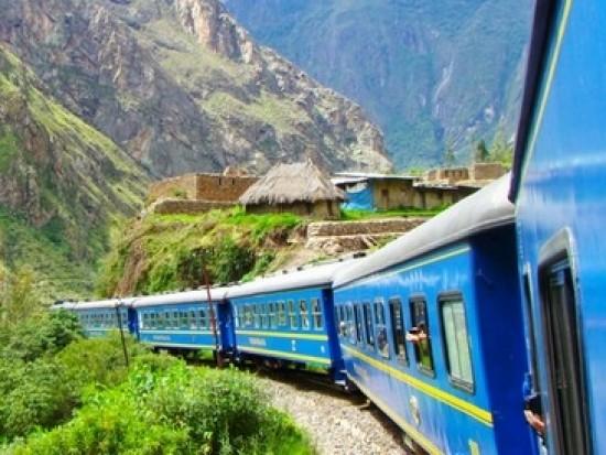 Circuit Pérou Train Perurail